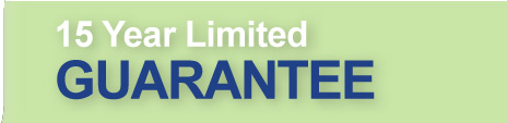 15 Year Limited GUARANTEE