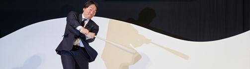 元プロ野球選手 松井秀喜氏がテンピュール® ブランドアンバサダーに就任